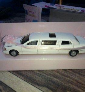 Модель лимузина
