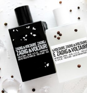 Zadig & Voltaire This is Her! and This is Him!