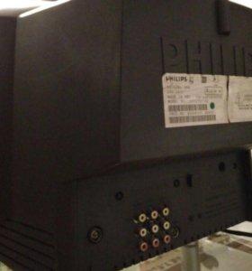 Телевизор б/у. Диагональ 37 см.