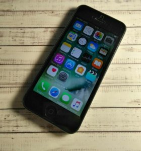 Iphone 5 black 16gb