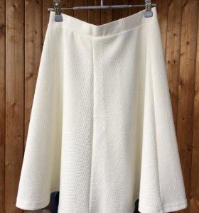 Белая юбка Yessica