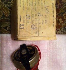 Электродвигатель -мини-2 об\мин