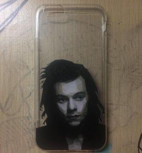 Чехол на iPhone 6 6s Harry Styles