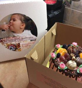 Элинкины сладости 🍰🎂🍧 Торты на заказ