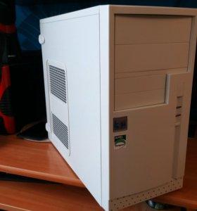 Игровой двух ядерный компьютер (системный блок).