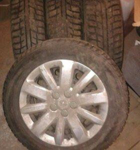 Диски Chevrolet cruz комплект
