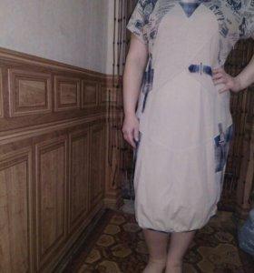 новое платье, размер 54-56