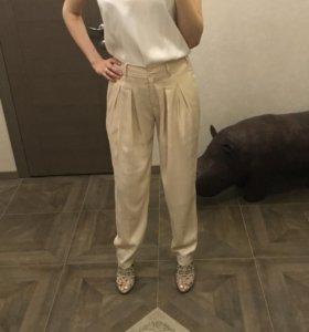 Струящиеся брюки Blumarine