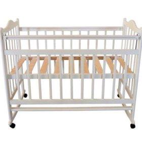 Новая кроватка Briciola