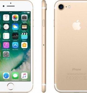Смартфон Apple iPhone 7 32GB Gold новый