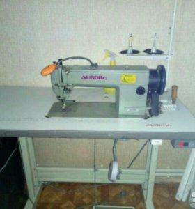 Швейная машина с шагающей лапкой