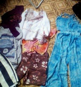 Пакет одежды 42-44 размер