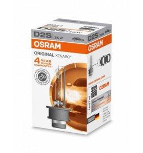Ксеноновая лампа OSRAM Xenarc Original 66240.Новая