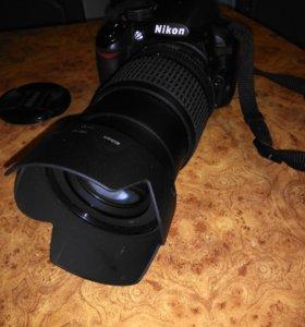 Nikon D3100 Kit 18-105 VR