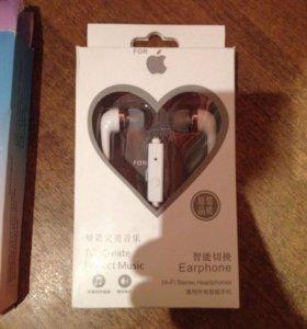Наушники Apple Samsung