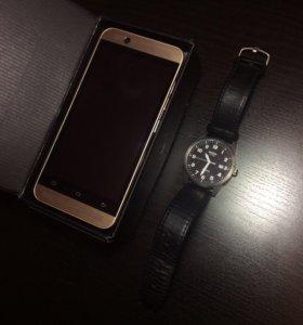 Новый смартфон Vertex
