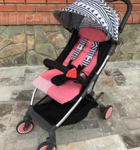Прогулочная коляска-книжка Babysing