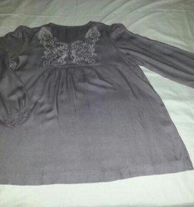 Туника блузка для беременных 44 р