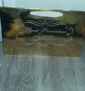 Золотой пакет Agent Provocateur