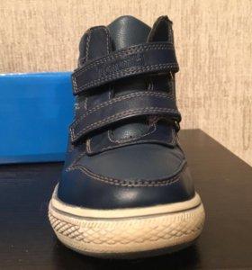Ботинки до мальчика демисезон