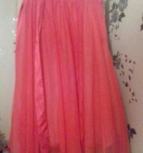 Новая фатиновая юбка, Турция