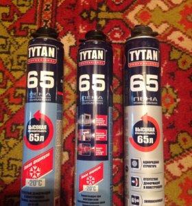 Монтажная пена Tytan