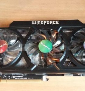 Gigabyte Geforce GTX 770 WindForce 3x OC