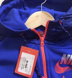 Nike толстовка (новая)