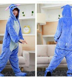 Пижама-кигуруми Стича