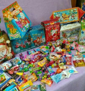Новогодние подарки на любой вкус и кошелек