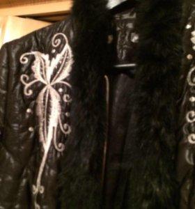 Куртка.Осень-весна-тёплая зима🍁🍀❄️