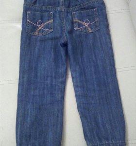 Детские утеплённые джинсы Mothercare