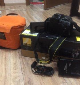 Зеркальный фотоаппарат Nikon d 5100