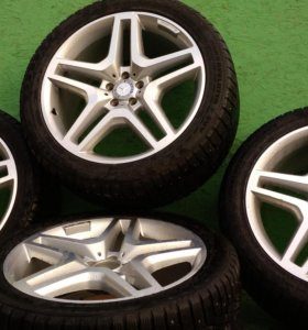 Оригинал Mercedes ML GLS GLE 295/40 R21