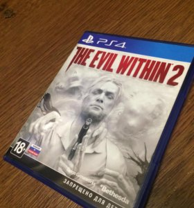 The evil within 2 PS4 PlayStation4