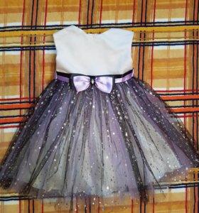 Новое, нарядное платье