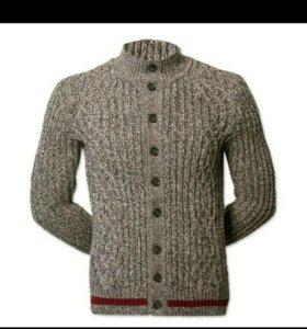Кардиган (свитер) мужской