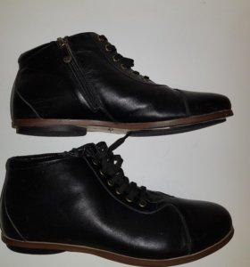 Ботинки 39 р-р