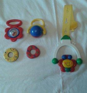 Погремушки (игрушки) турник