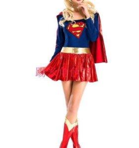 Костюм на Хэллоуин superwoman