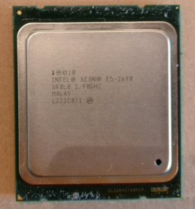 Процессор Intel Xeon E5-2690 2.9GHz 8/16 LGA2011