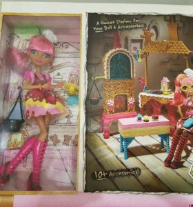 Ever After High Sugar Coated Kitchen