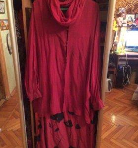 Платье из Шёлка 50 52