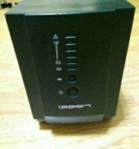 Ибп UPS ippon Smart Power Pro 1000