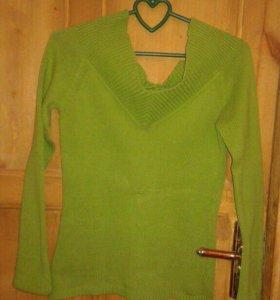 Тёплый свитер 44 46