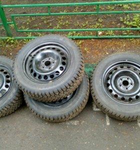 Колесо и шины