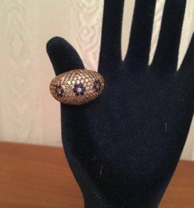 Серебренное кольцо.