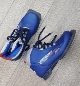 Лыжные ботинки (р.42)
