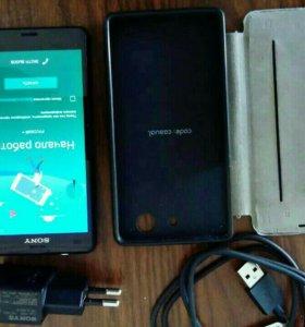 Телефон сони Z3 compact