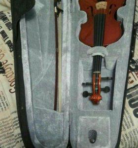 Продаётся скрипка б/у